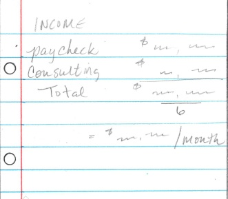 Income worksheet Sept 2019v2